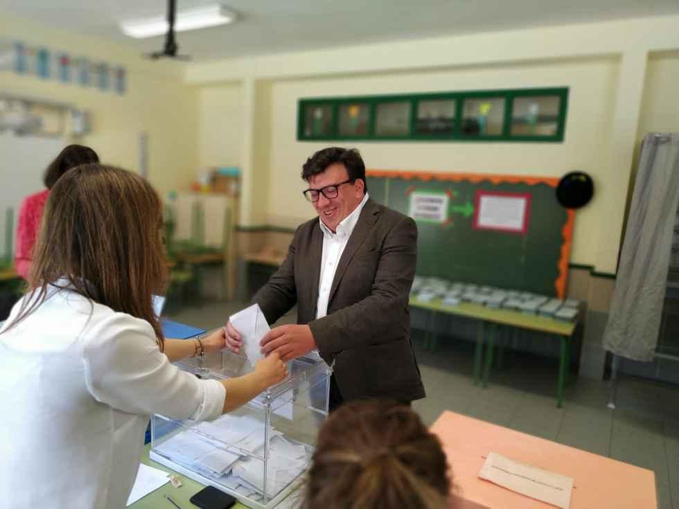 El PSOE gobernará en Almazán con mayoría absoluta