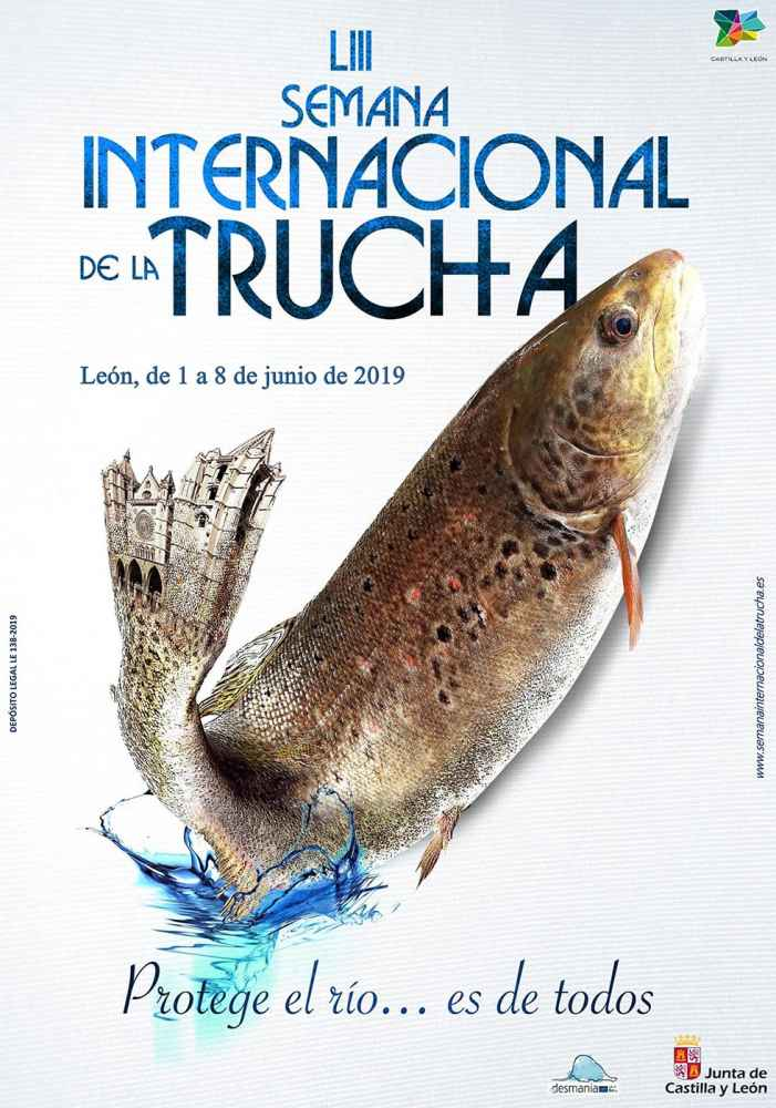 La Semana Internacional de la Trucha celebra su 53 edición
