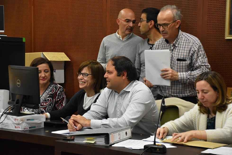 Sin cambios en el recuento de la Junta Electoral de zona