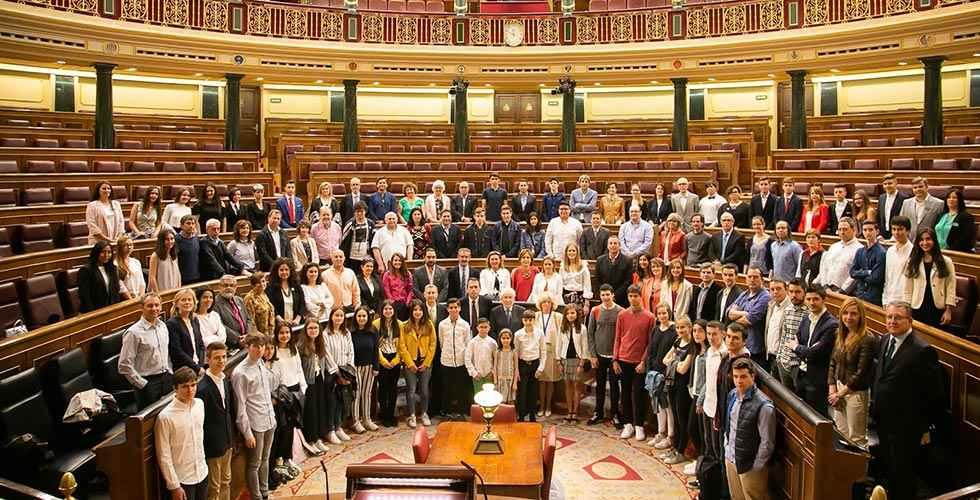 Ganadores del II Premio Nacional Antonio Machado