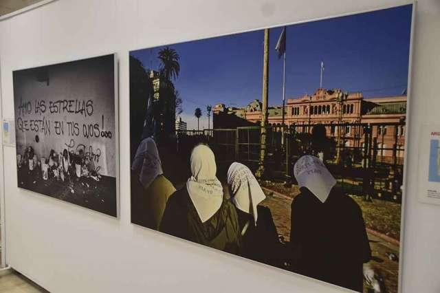 """Exposición """"Mujeres en conflicto"""", en Soria - fotos"""