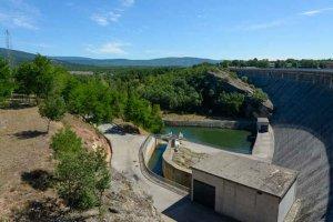 La Cuerda del Pozo mantiene su alta reserva de agua embalsada