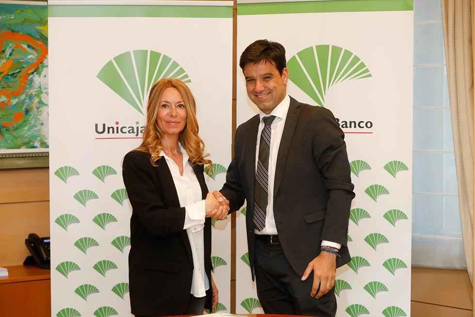 Unicaja Banco ofrece financiación preferente a la CECAP