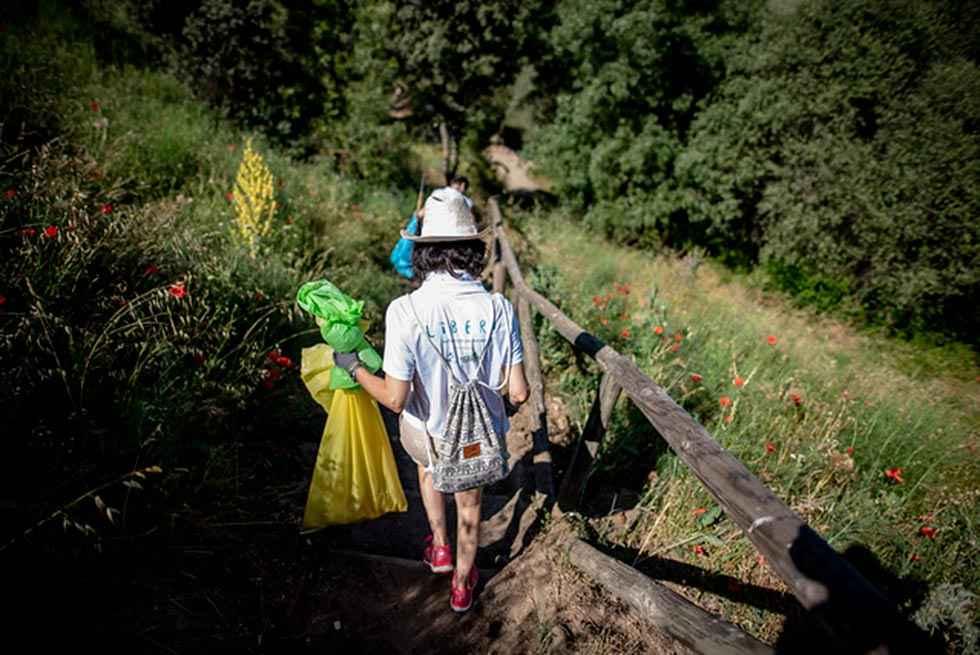 Nueva movilización de LIBERA para limpiar 30 entornos naturales