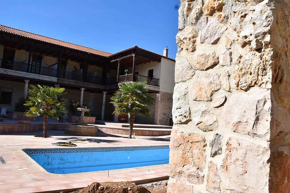 El Palacio de Avellaneda se abre con uso hostelero