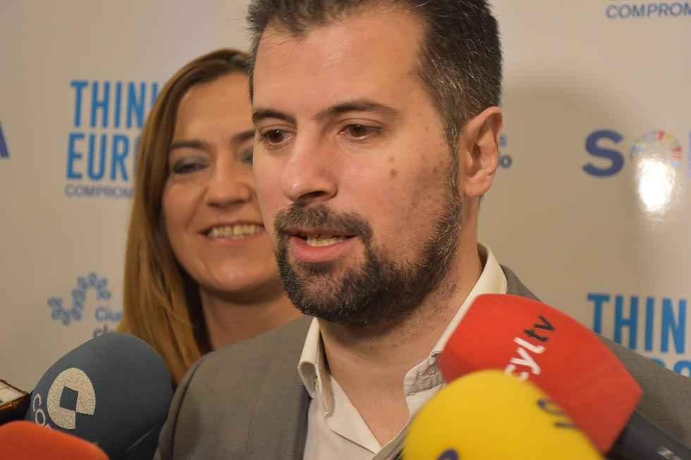 """Tudanca señala que el PSOE no da """"la batalla por perdida"""""""