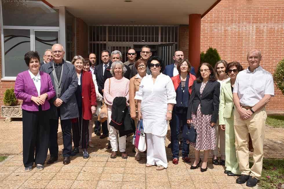 La Junta rinde homenaje a los 33 docentes jubilados en Soria