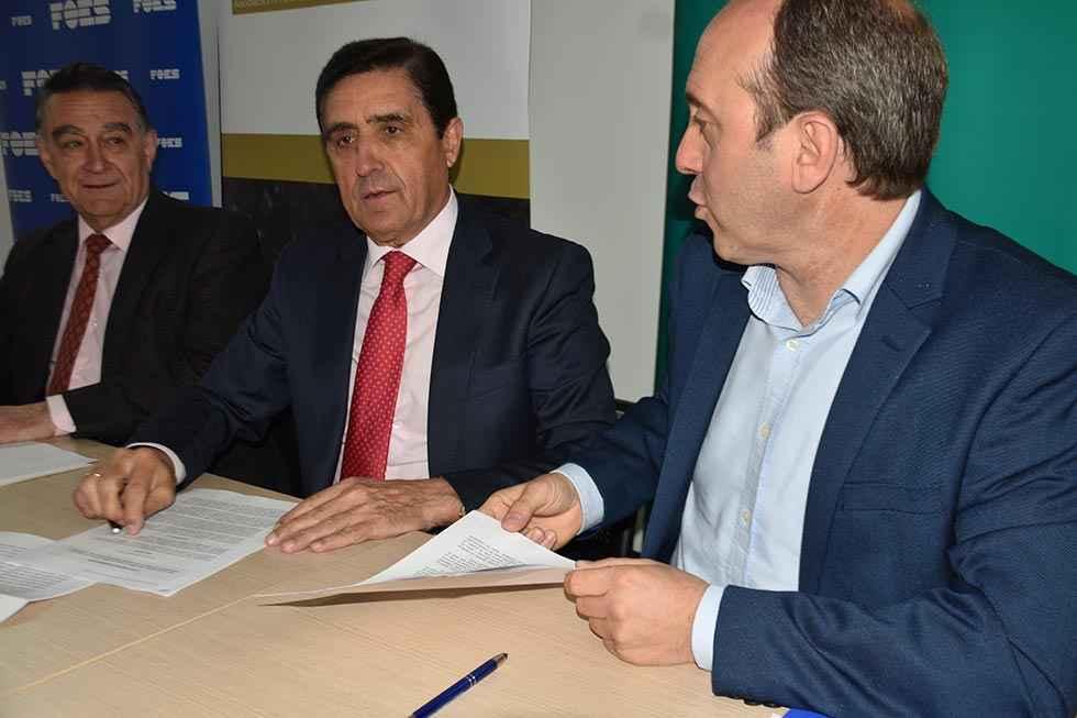 Convenio de Caja Rural de Soria con APORSO