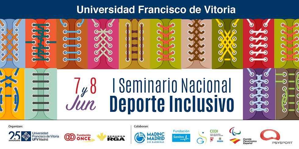 Primer Seminario Nacional sobre Deporte Inclusivo organizado por Seguros RGA