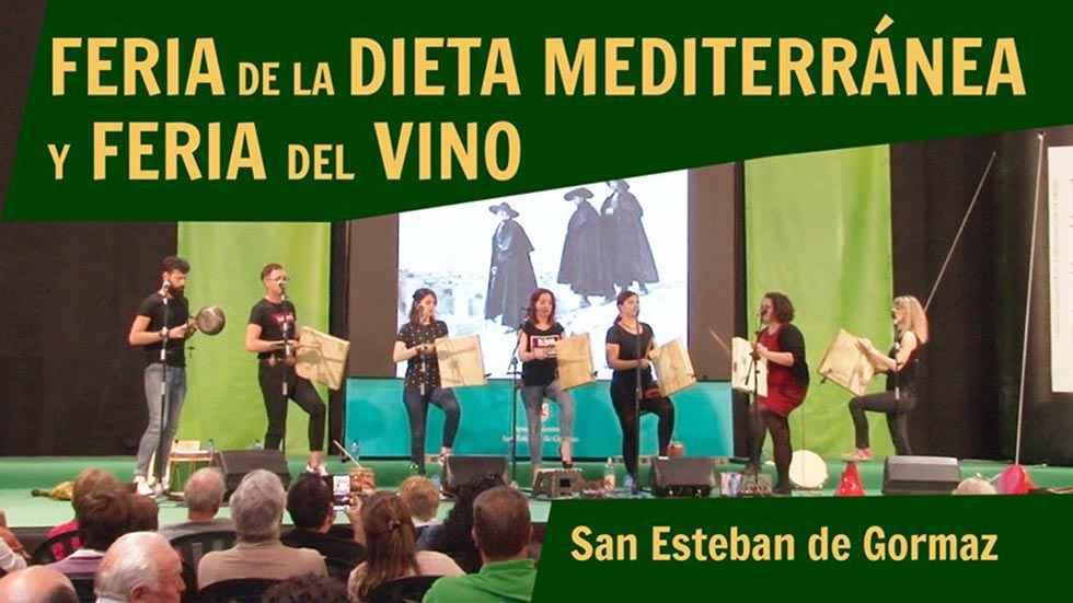 Video resumen de la Feria del Vino y la Dieta Mediterránea