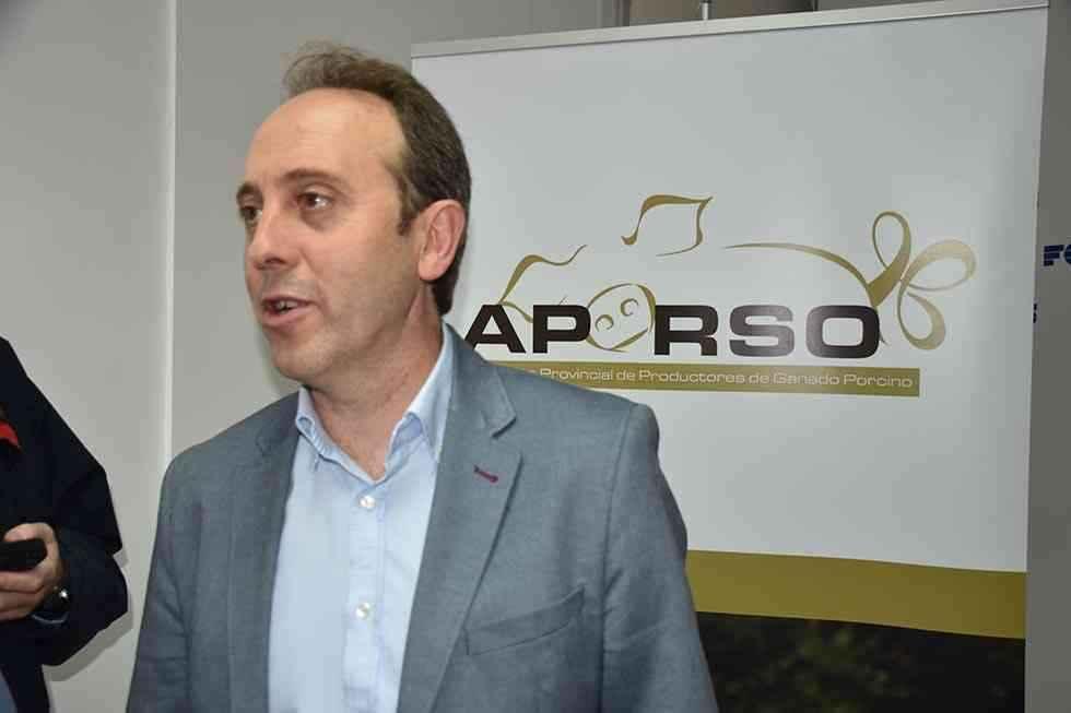 Miguel Ángel Ortiz, reelegido presidente de APORSO