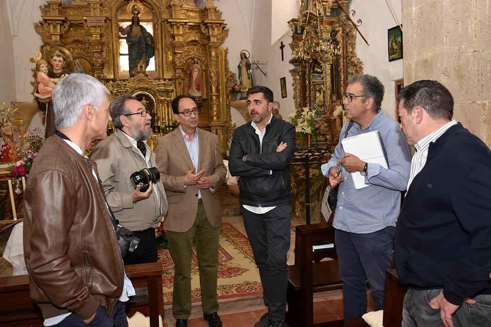 La Junta finaliza la restauración de la iglesia de Beltejar