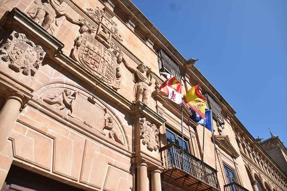 El palacio de los Condes de Gómara, entre los más bonitos de España