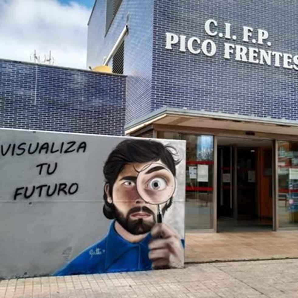 Jornada de Puertas Abiertas del CIFP Pico Frentes