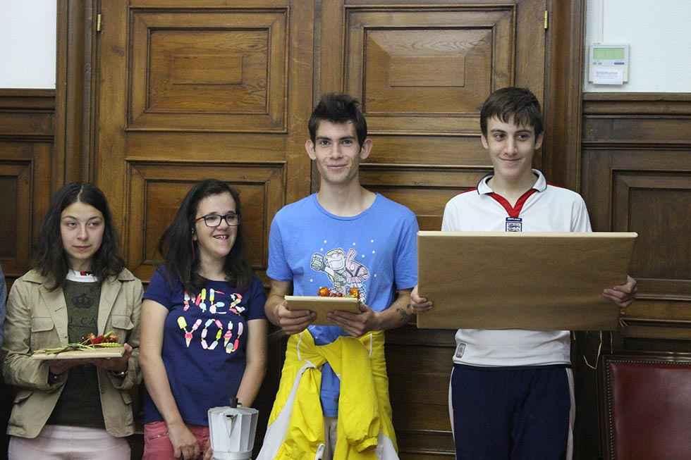 El colegio Santa Isabel visita la Subdelegación del Gobierno