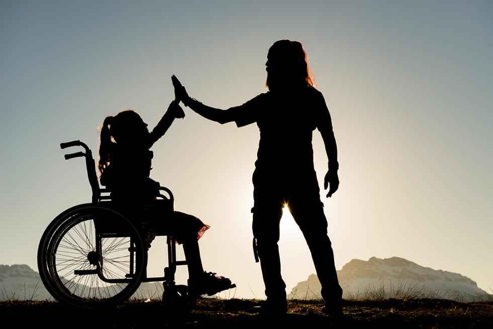 Cerca de 1.600 personas con movilidad reducida no salen de casa