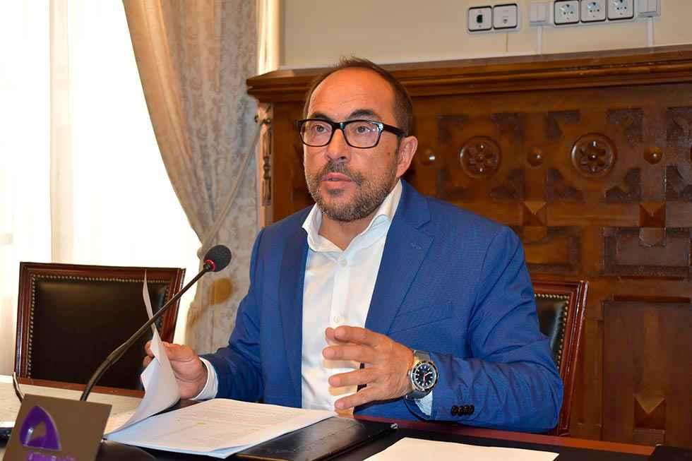 La Diputación avanza en proyecto de eficiencia energética