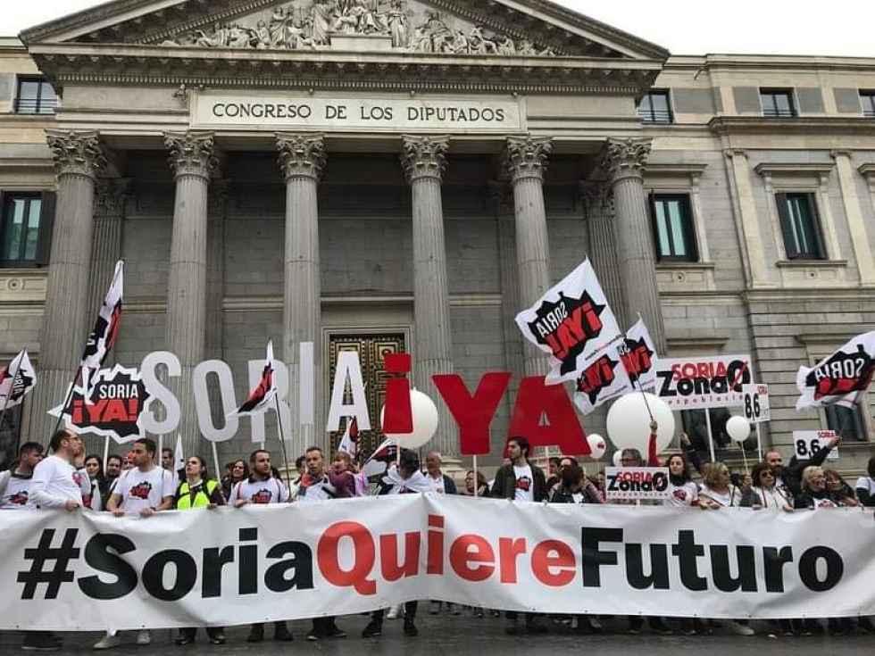 La España vaciada reclama un pacto de Estado