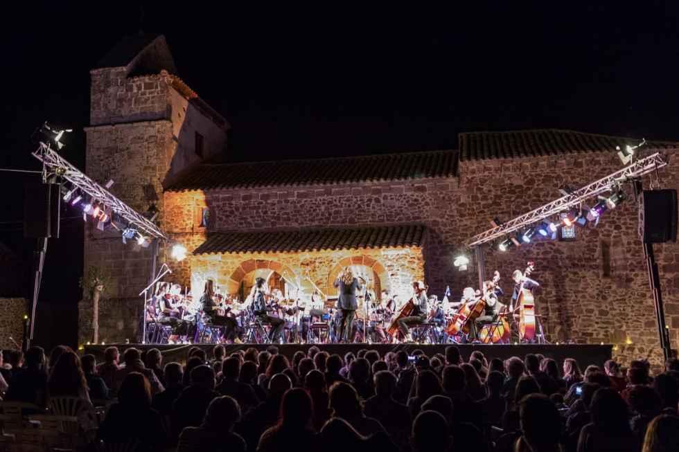 La Viola y Luz de Luna hermana a 30 pueblos de Soria y Guadalajara