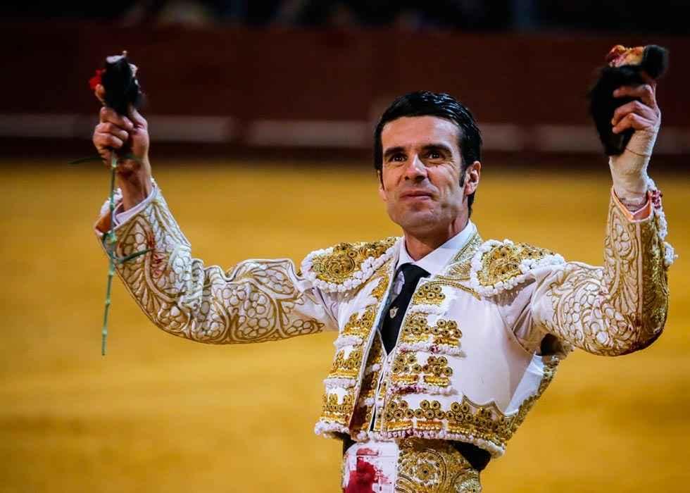 Emilio de Justo reaparece en la feria taurina de Soria