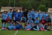 Más de 300 niños en VIII Trofeo de Fútbol 7