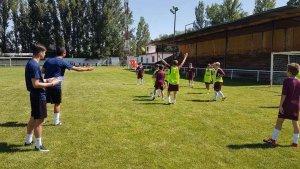 El Campus Somos-Fútbol regresa con más fútbol y aprendizaje
