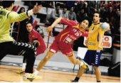 El Balonmano Soria se refuerza con Samuel Pérez