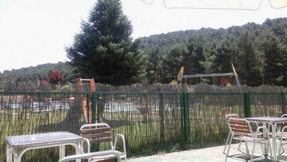 Las piscinas de San Leonardo, una alternativa para su ocio