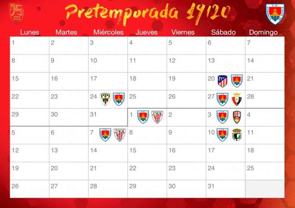 El Numancia pone fechas a sus 7 partidos de pretemporada