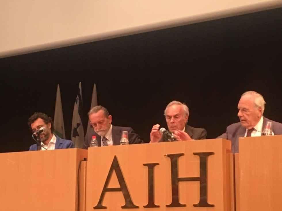 La FDS presenta en Jerusalén el Observatorio Permanente del Hispanismo