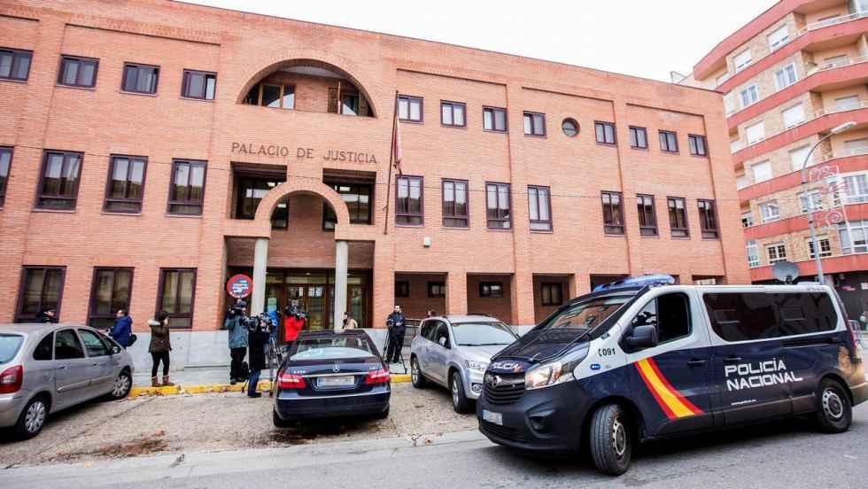 Abren juicio oral contra los ex-jugadores de la Arandina