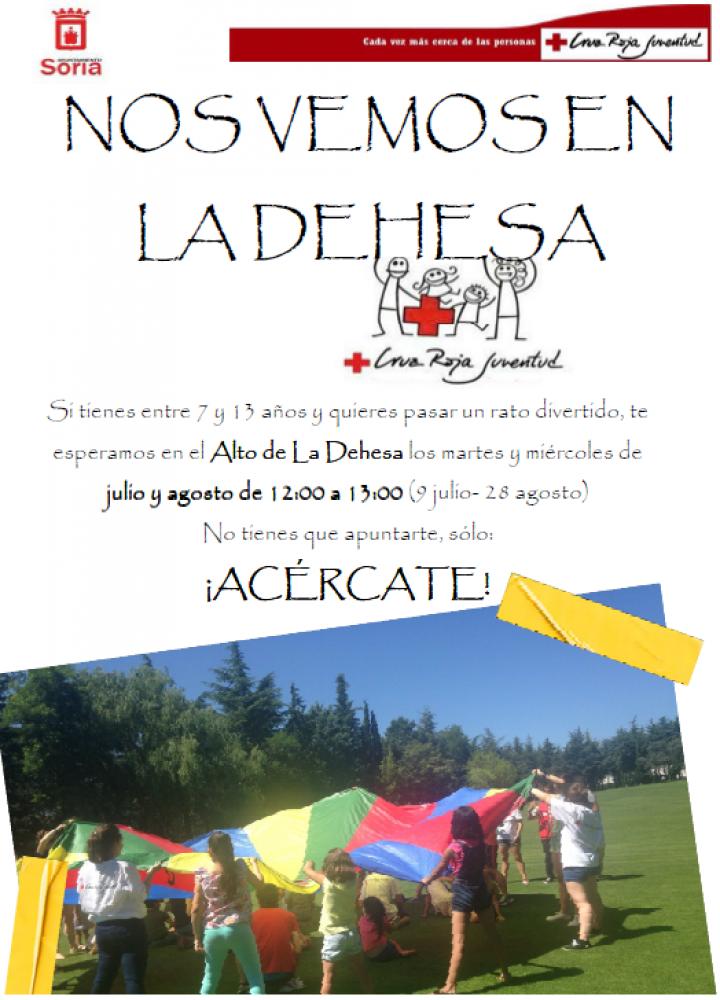 Cruz Roja Juventud organiza actividades de ocio y tiempo libre