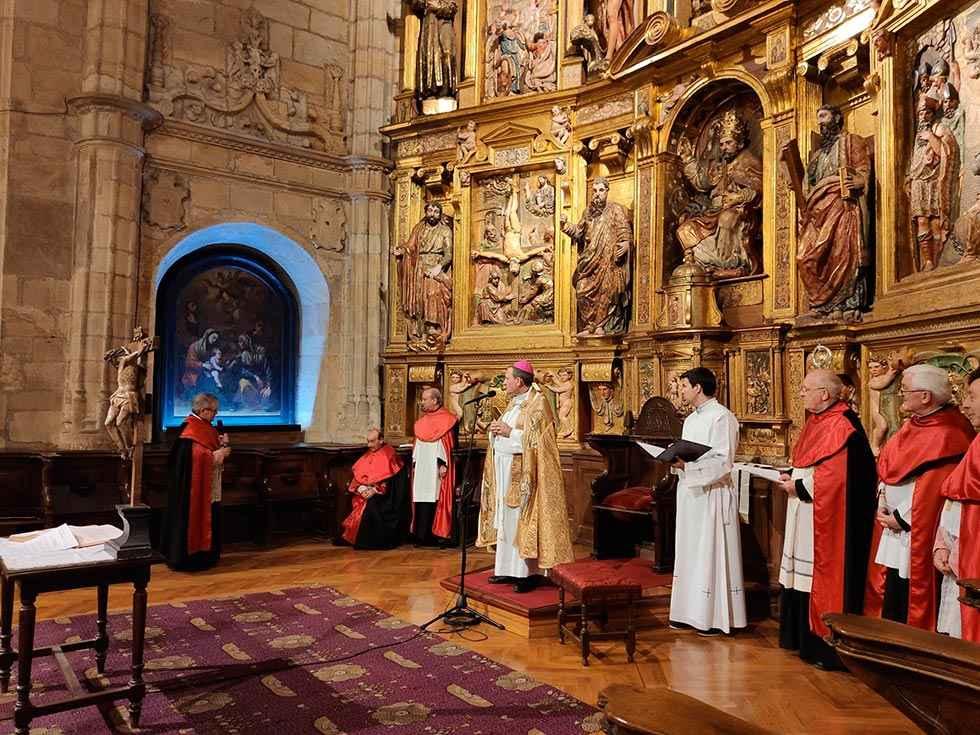 El obispo de Osma-Soria nombra dos nuevos canónigos
