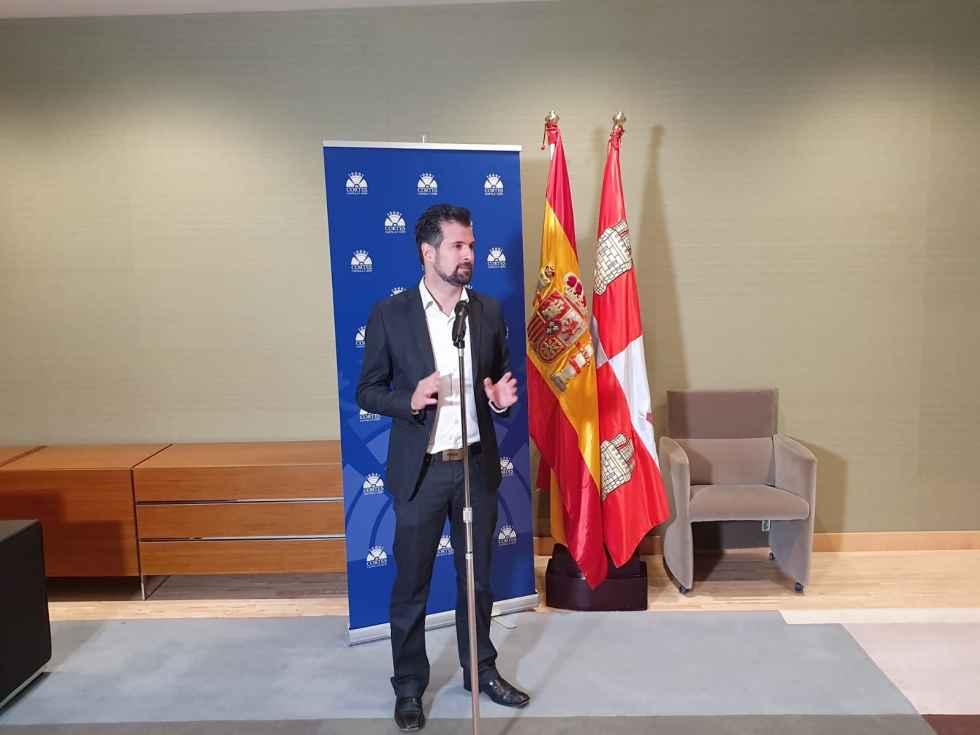 Dirección paritaria del PSOE para las Cortes regionales