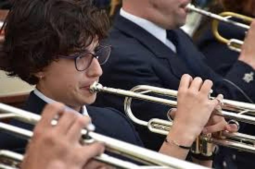 Nuevo concierto de la Banda de Música en la Alameda