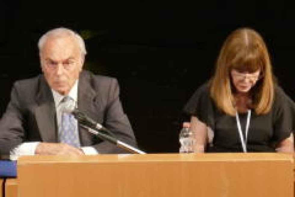 El Duque de Soria, con la AIH en Jerusalén