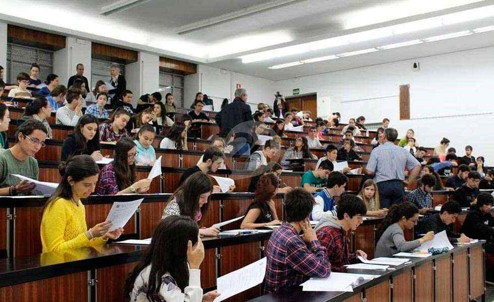 El 85 por ciento de los alumnos supera la prueba extraordinaria de la EBAU