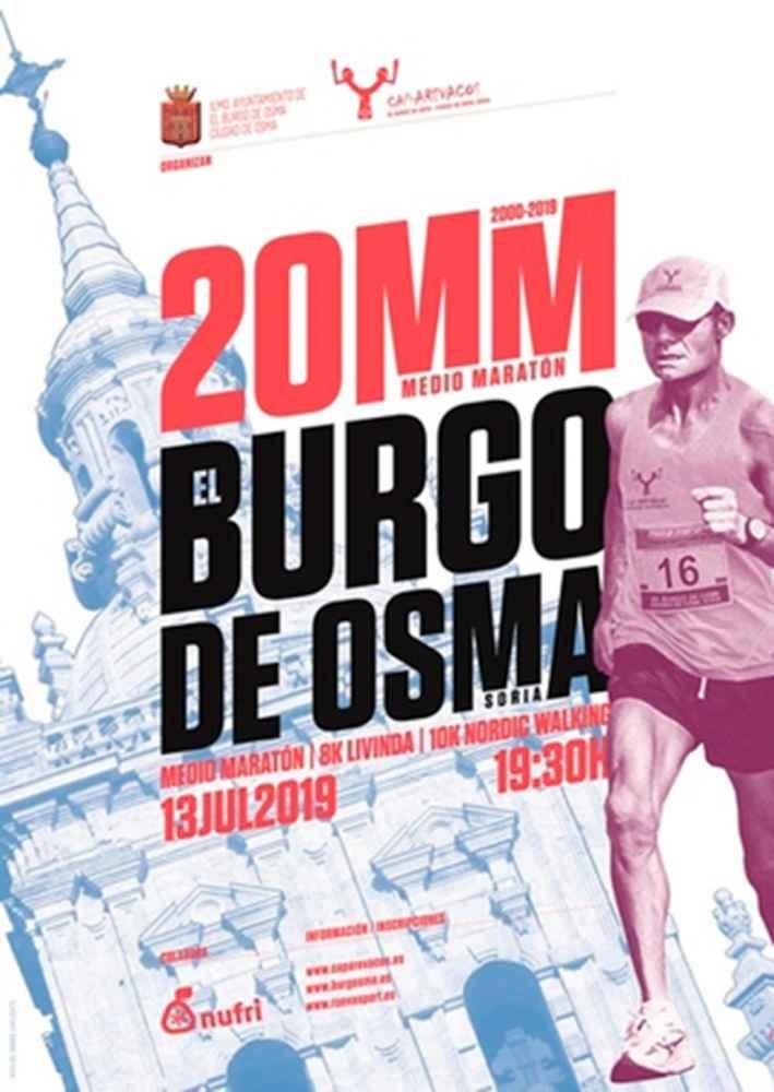 El Medio Maratón de El Burgo cumple su vigésima edición