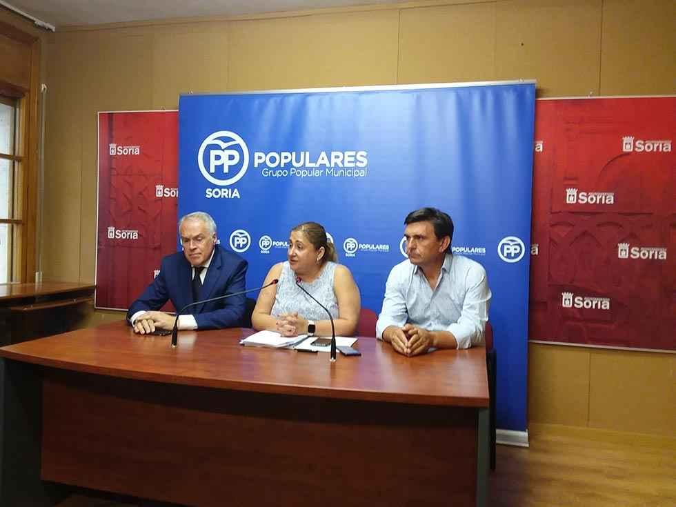 """De Gregorio: """"El PSOE utiliza el Ayuntamiento como refugio laboral de sus concejales"""""""