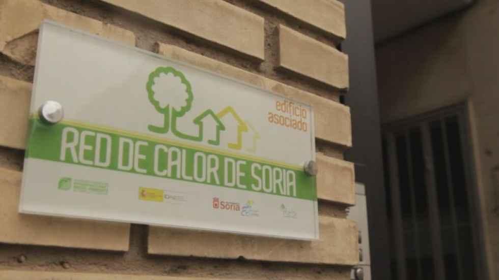 Rebi busca comercial para la red de calor de Soria
