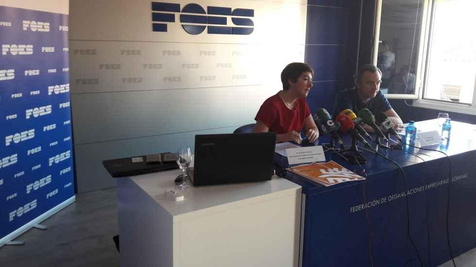 Los economistas apuntan frenazo del crecimiento en Soria en 2020