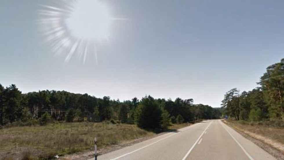 Dos heridos en un accidente de tráfico en Casarejos