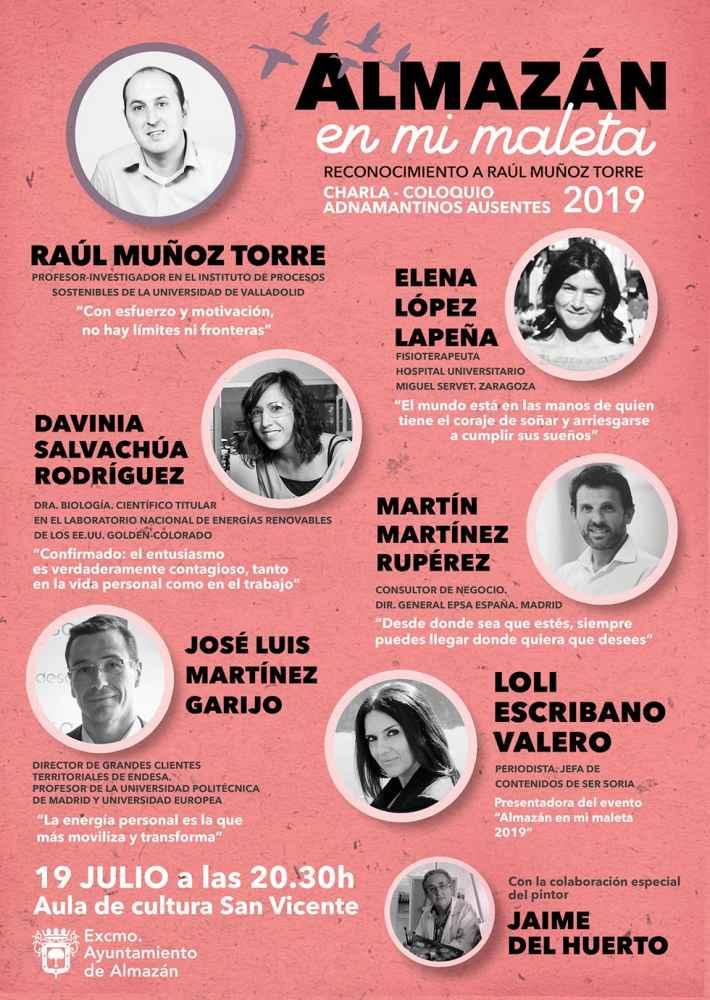 Almazán reconoce al profesor-investigador Raúl Muñoz Torre
