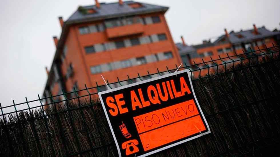 La vivienda en alquiler sube un 5,9 por ciento en primavera