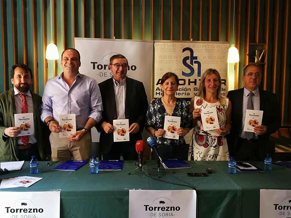 El Torrezno de Soria conquista el mundo en sus II Jornadas Gastronómicas