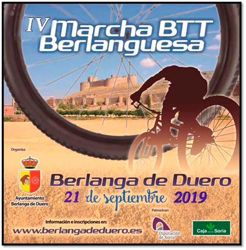 Inscripciones abiertas para IV Marcha BTT Cicloturista Berlanguesa