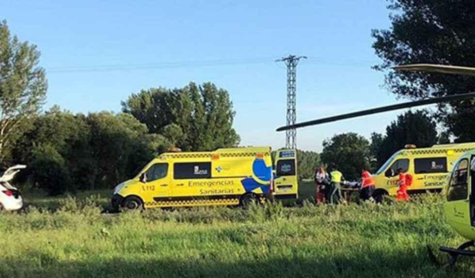 Fallecen tres jóvenes en accidente de tráfico en Salamanca