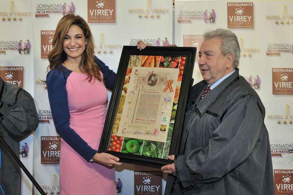 El Virrey Palafox y el hostal Doña Juana, VII Premios Hosteleros