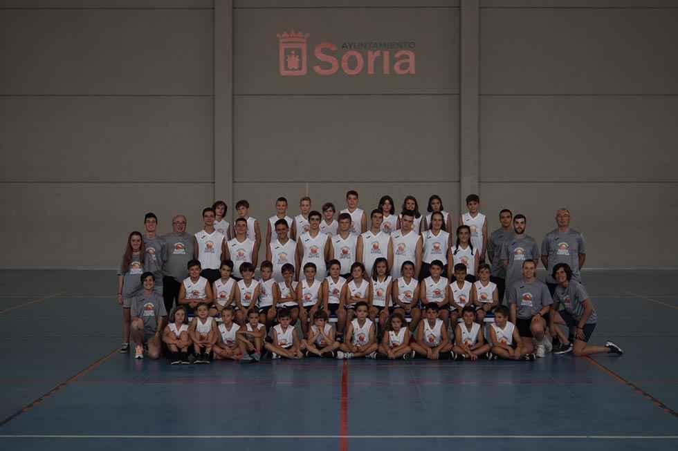 En marcha el campus de baloncesto Nacho Azofra