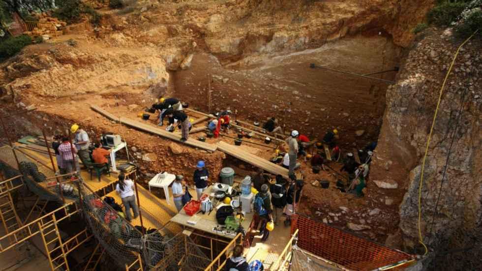La Junta revalida su apoyo a la investigación en Atapuerca